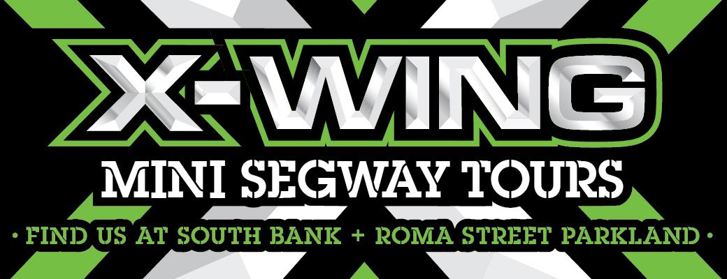 X-Wing Australia Mini Segway Tours :: South Bank Parklands & Roma Street Parkland